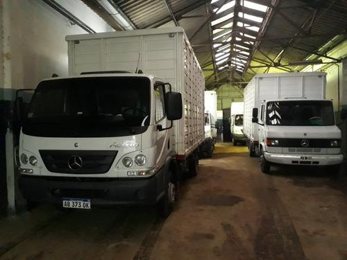 mudanzas fletes y transportes (al interior)