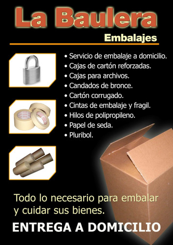 mudanzas guardamuebles embalajes alq.bauleras logistica