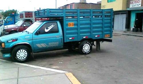 mudanzas local y nacional. taxi carga. transporte en general