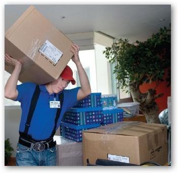 mudanzas moving home