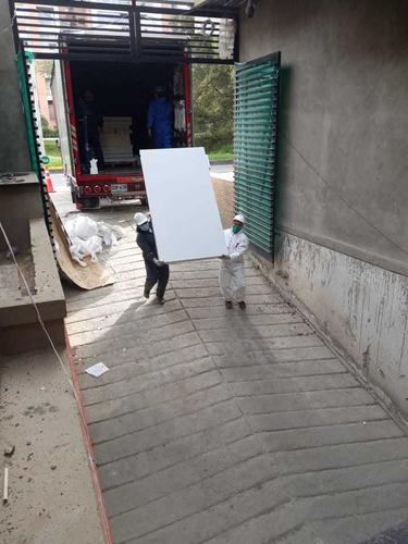 mudanzas & transporte alhambra sas