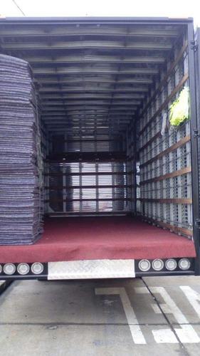 mudanzas, transporte de carga y mercancias a nivel nacional