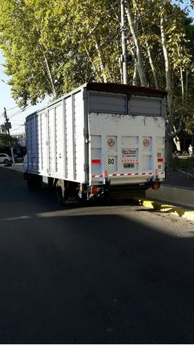 mudanzas transporte fletes