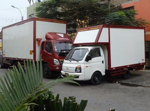 mudanzas transporte general