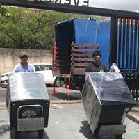 mudanzas - transportes y fletes. económicos 8701-7015