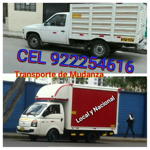 mudanzas. traslado carga// desmonte embolsado  932840767