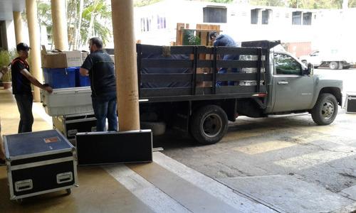mudanzas viajes fletes transporte caracas y a nivel nacional