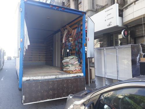 mudanzas y fletes en general, camion grande y camioneta