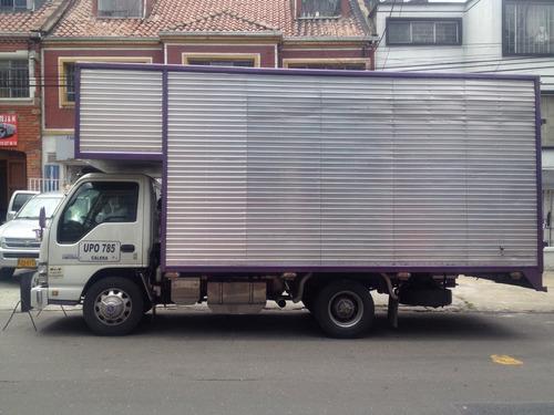 mudanzas y transporte j a