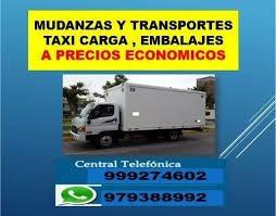 mudanzas y transportes economicos , empresarial y particular