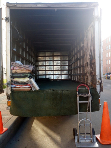 mudanzas y trasporte de mercancía a nivel nacional