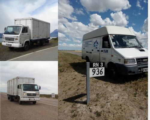 mudanzas zona sur - camión - camionetas