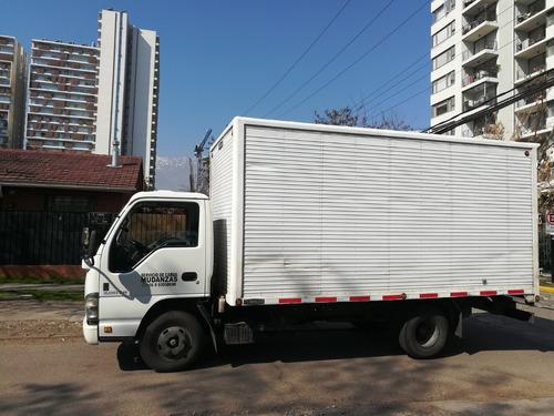 mudanzas,fletes dentro y fuera de pto montt ,camión 20mts3