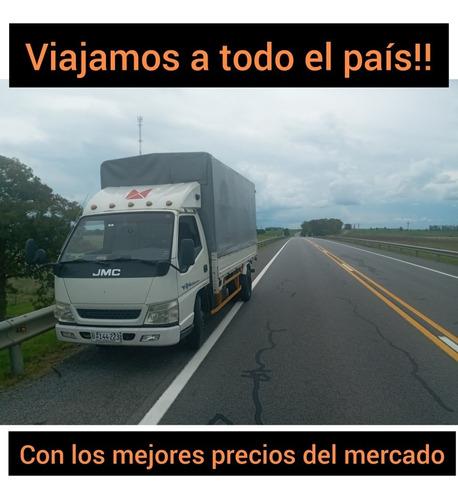 mudanzas,fletes,interior,boleta,barato,montevideo,camión