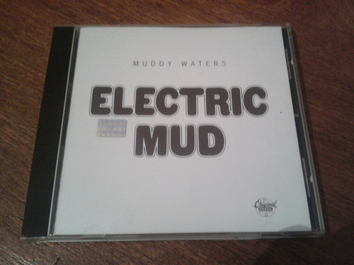 muddy waters - electric mud (usa) impecable