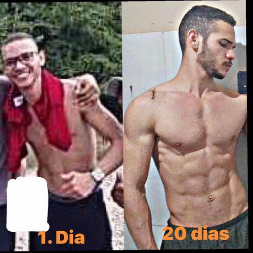 mude seu shape músculo massa muscular