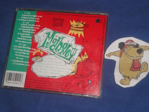 mudhoney -piece of cake (cd) 1992 usa edic.original