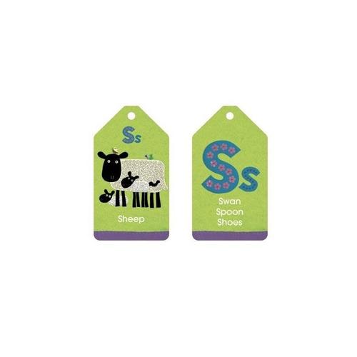 mudpuppy animal abcs tarjetas flash para edades de 3 a 7 - i