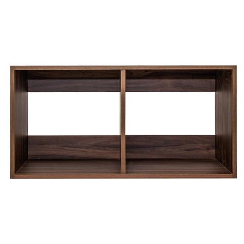 mueble 2 entrepaños closet goca muebles 60 cm