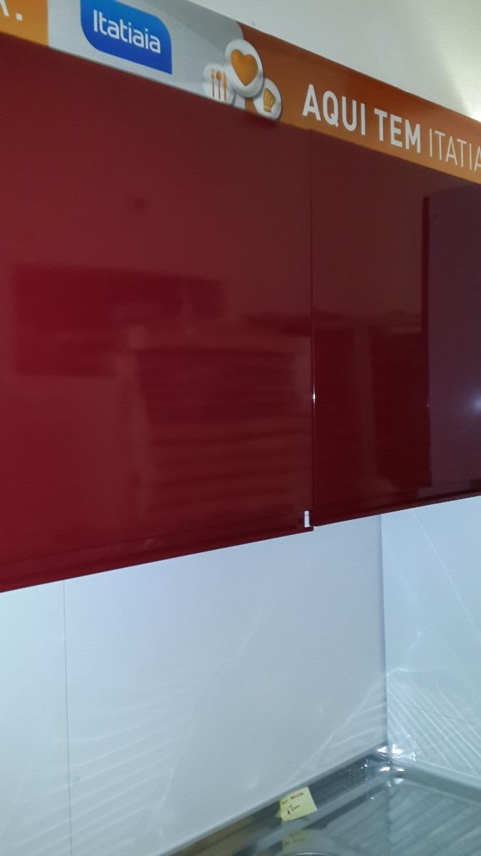 Mueble Aereo En Acero Dos Puertas N° 010  $ 3990,00 en Mercado