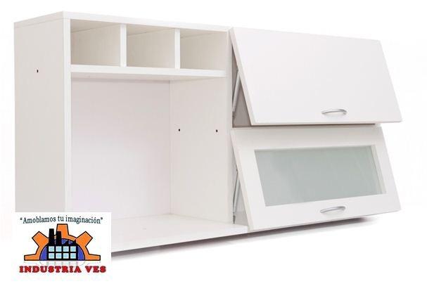 Mueble Para Cocina Despensa Blanca en Mercado Libre Perú