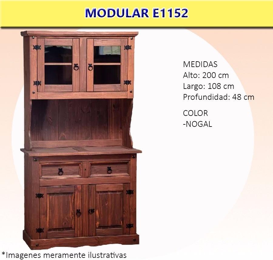Mueble alacena cocina modular madera armado gratis - Mueble alacena cocina ...