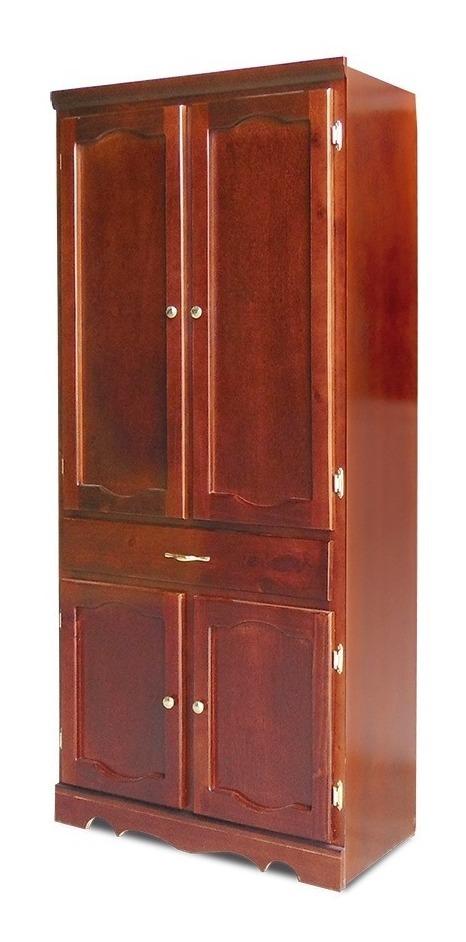 Mueble Despensero Alacena Para Microondas Cocina Madera - $ 2,527.00 ...
