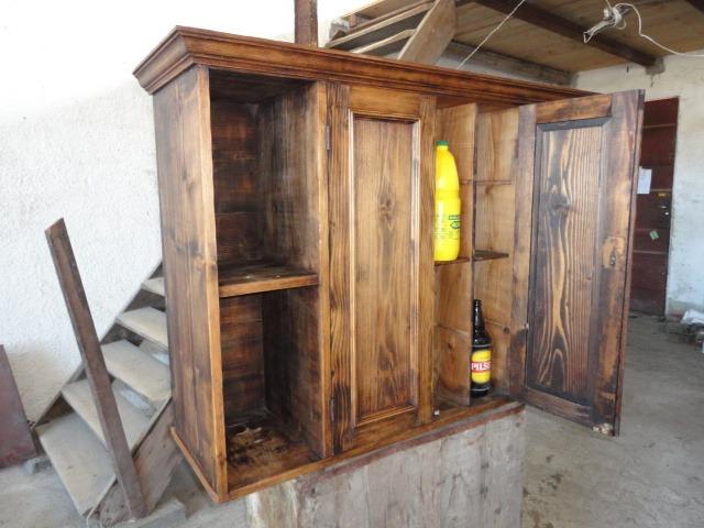 Mueble Antiguo De Pinotea Original Miralo Consulta  $ 6500,00 en
