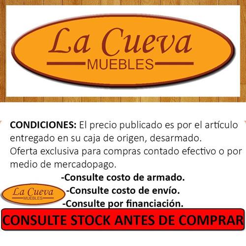 mueble - aparador b/r - bargueño - living - comedor - lcm