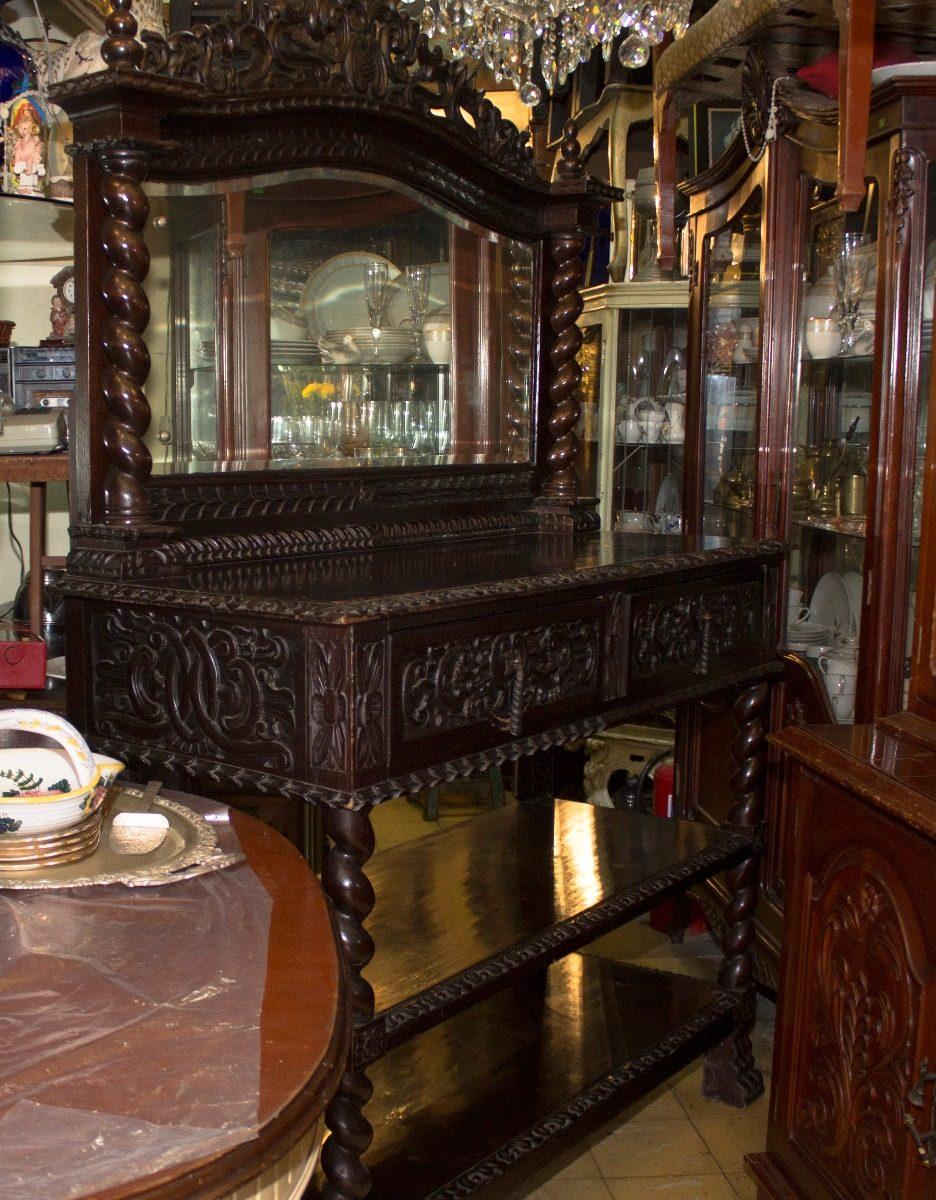 Mueble Aparador Gotico Del Siglo Xlv S 2 000 00 En Mercado Libre # Muebles Goticos