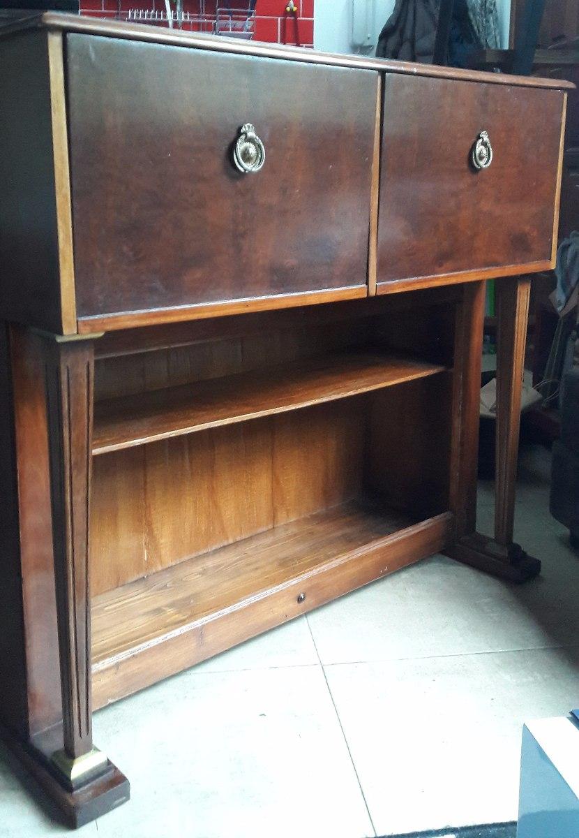 Altura Ideal Armario Superior Cozinha ~ Mueble, Aparador Ingles, Dressoire Con Dos Puertas (leer $ 3 900,00 en Mercado Libre