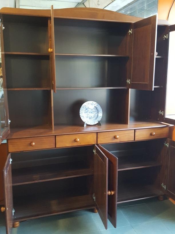 Mueble Aparador Modular En Madera Maciza San Marcos - $ 19.990,00 en ...