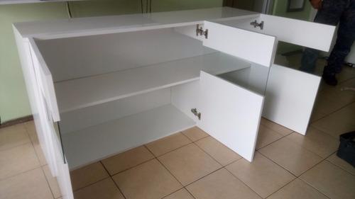 mueble aparador / rack fabricación nacional