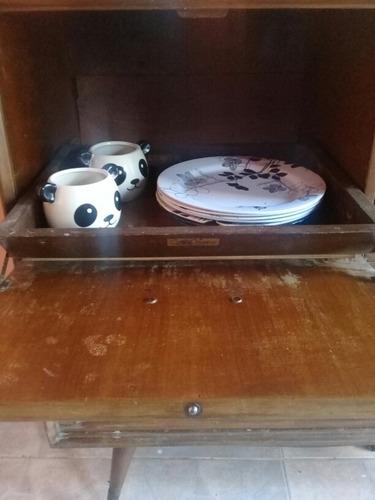 mueble aparador  (radio antigua remasterizada)