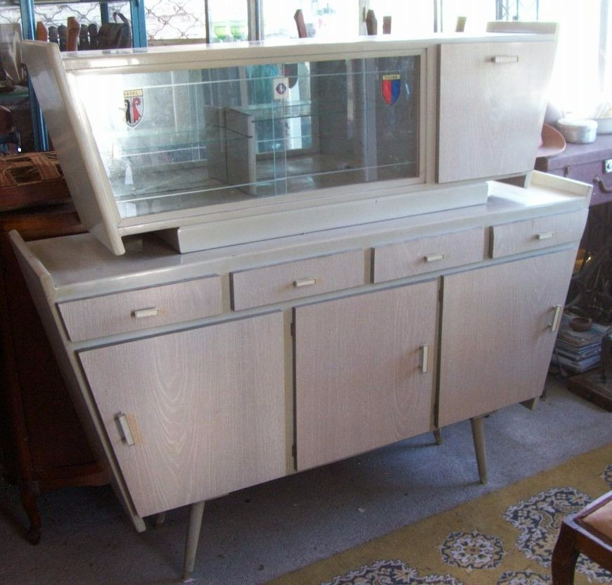 Mueble armario retro vintage espectacular dise o for Muebles diseno vintage