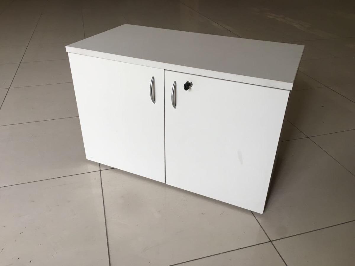 Credenza Con Llave : Mueble bajo credenza oficina armario $ 2.500 00 en mercado libre
