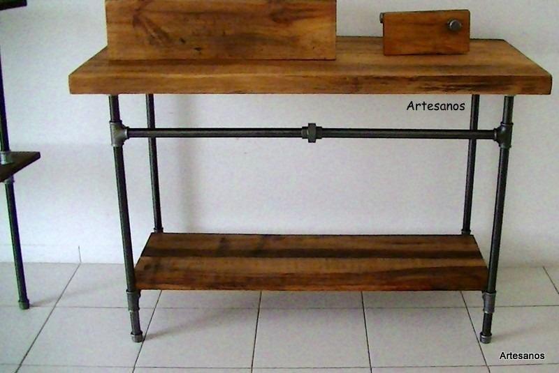 Mueble bajo mesada ba o industrial design somos artesanos - Mueble bajo bano ...
