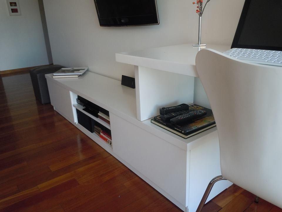 muebles bajos para tv mueble bajo para tv en acabado