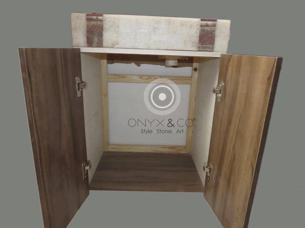 Mueble Ba O Lavabo Minimalista Onix M Rmol Oferta