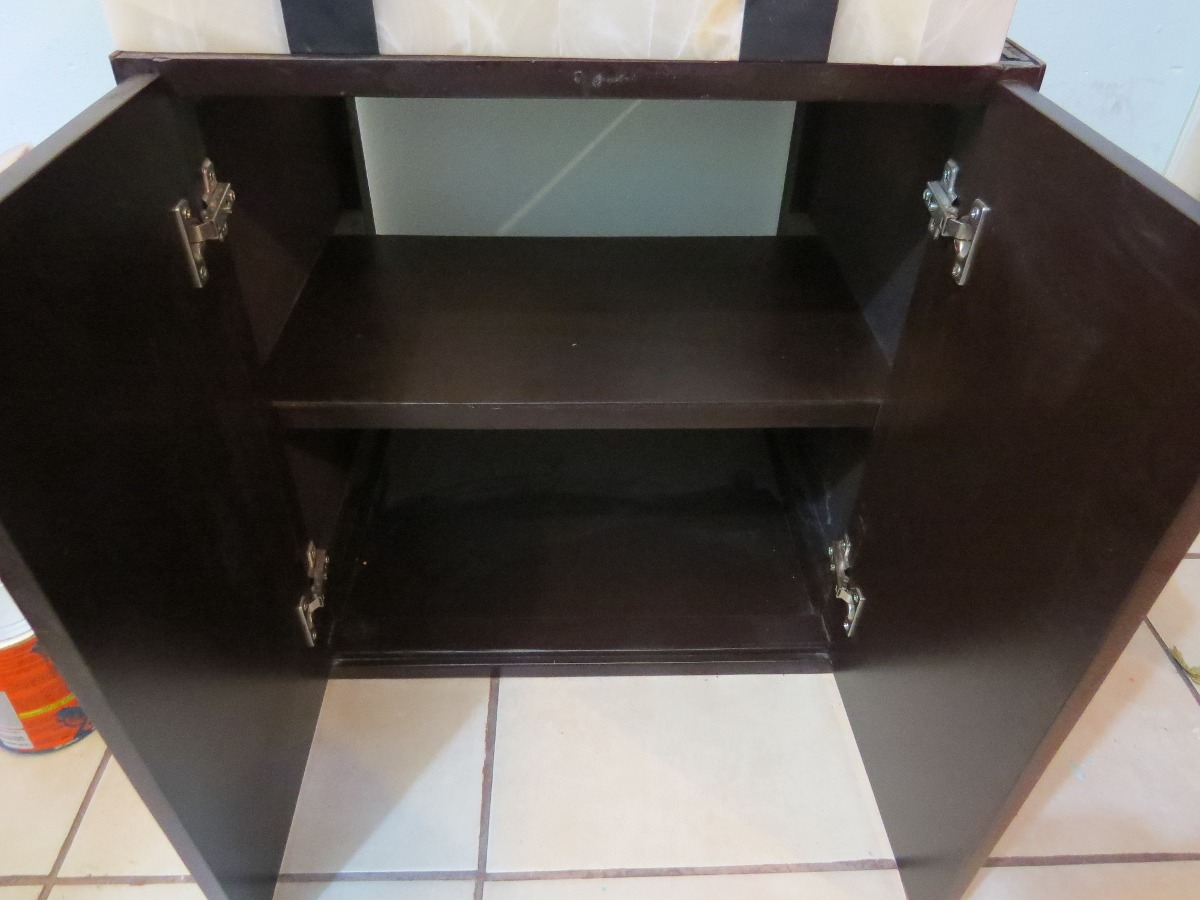 Mueble ba o lavabo minimalista onix m rmol oferta - Muebles bano oferta ...