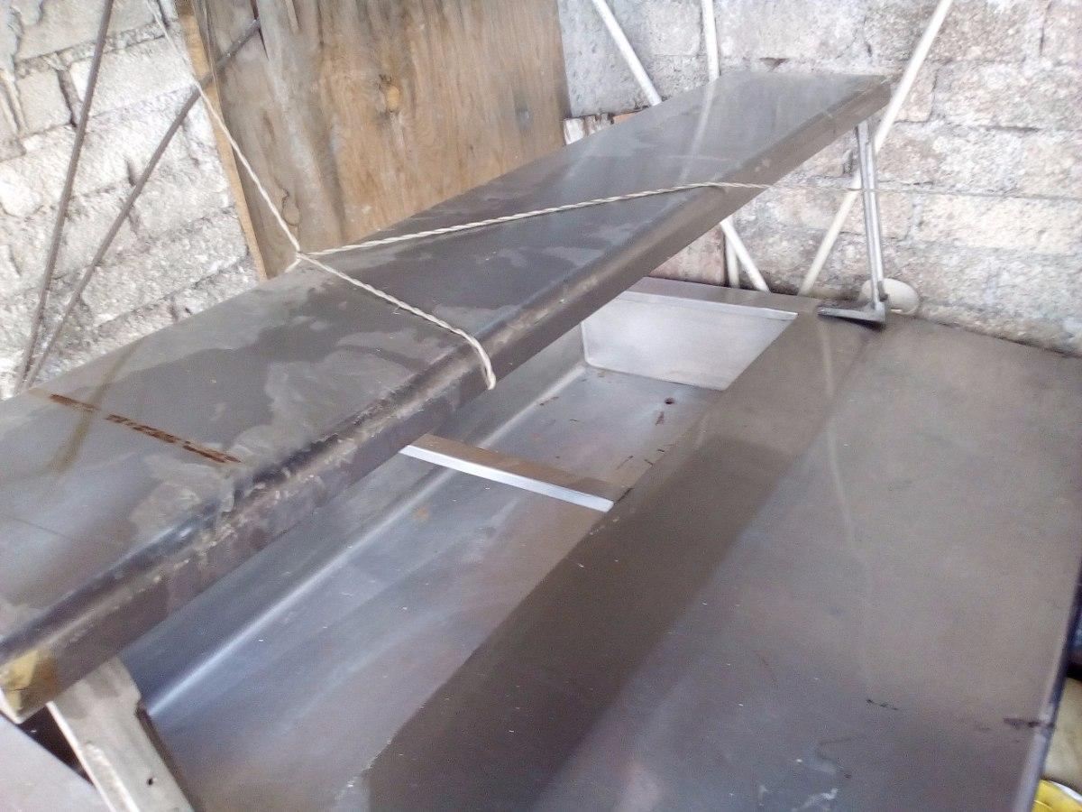 Mueble ba o mar a acero inoxidable 3 en for Estanteria bano acero inoxidable