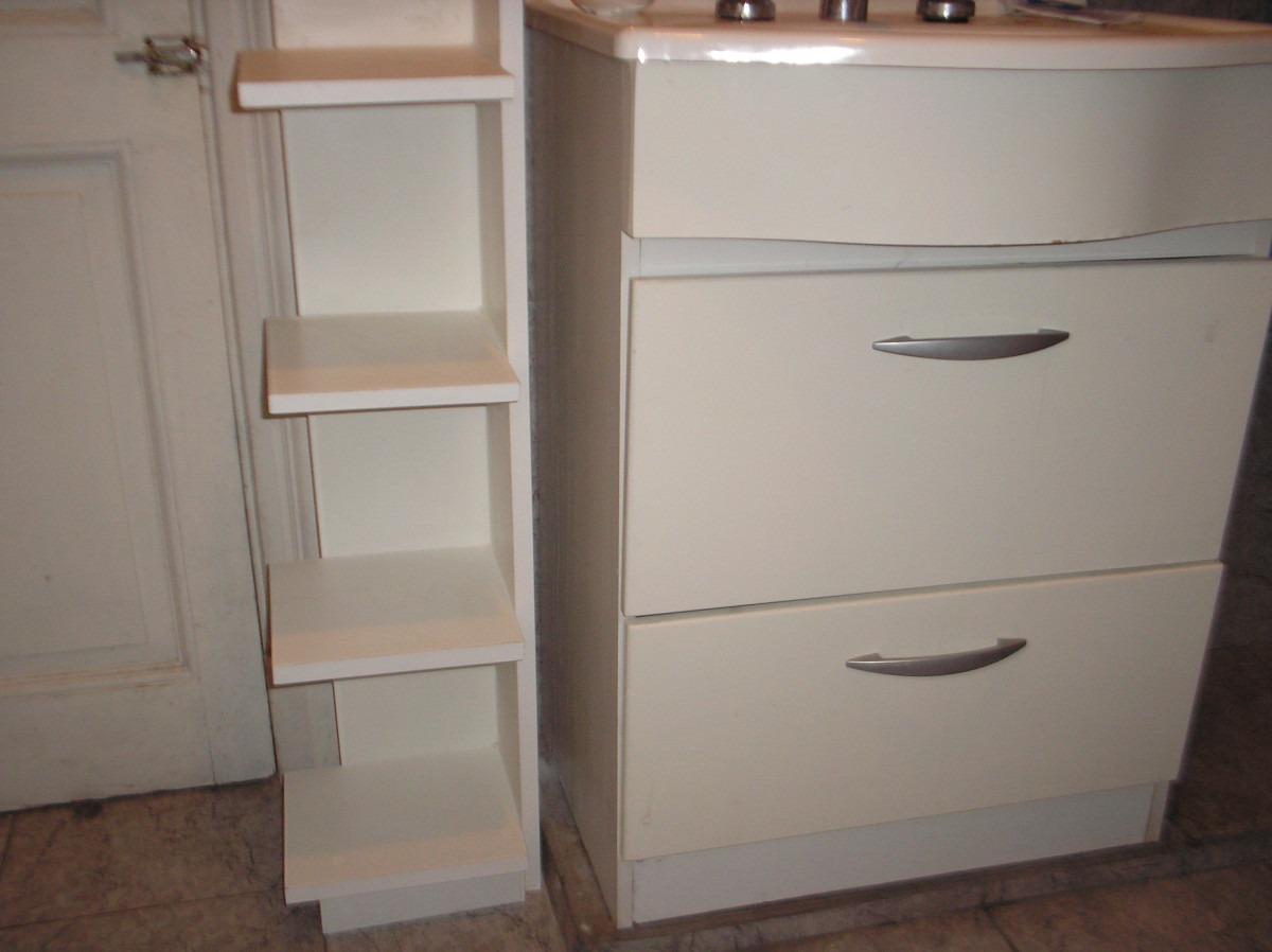 Mueble en melamina ba o toallero de melamina para toallas - Muebles para toallas ...