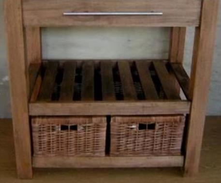 Mueble ba o rustico antiguo vintage lavabo on x m rmol for Mueble bano vintage