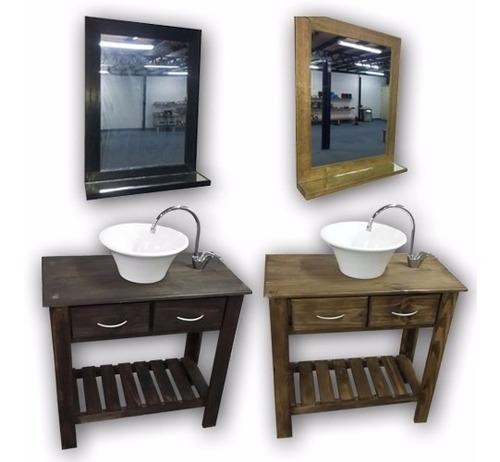 mueble baño vanitory