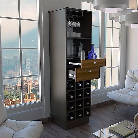 mueble bar / el container