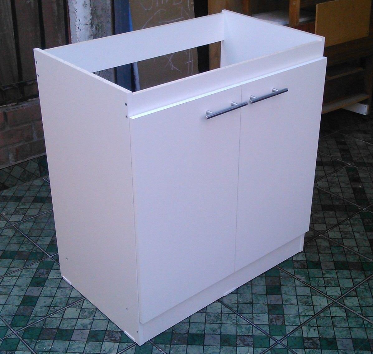 mueble base para lavaplatos 84 x 80 x 50 en