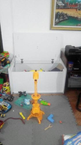 mueble baul  de mdf para guardar