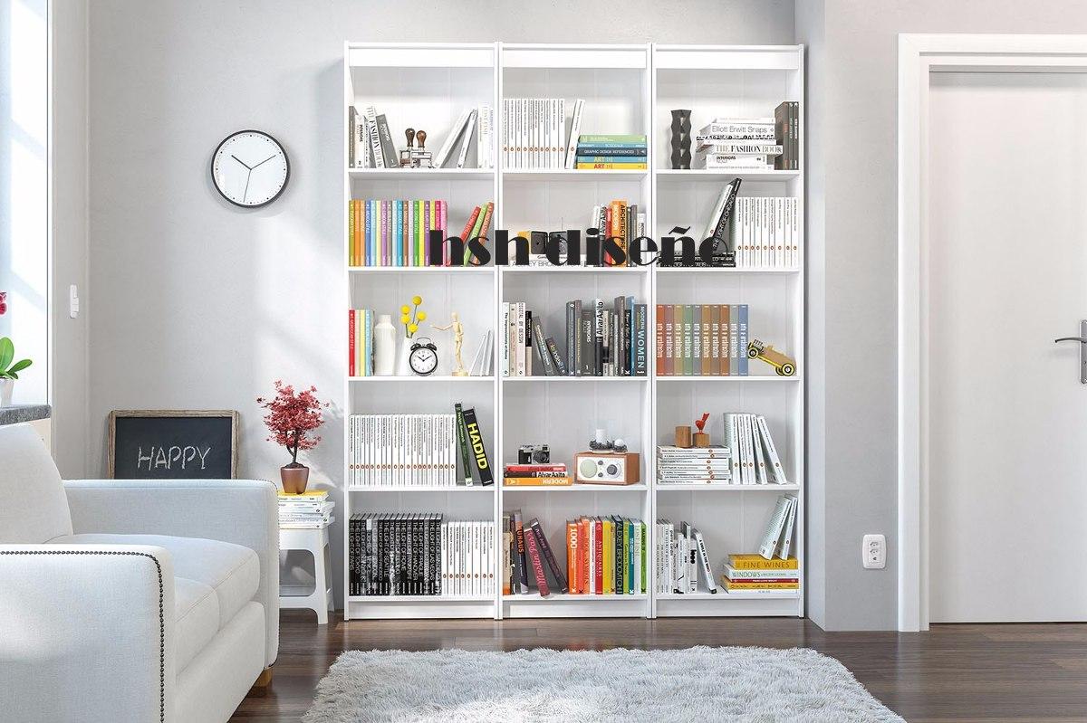 mueble biblioteca decoracion minimalista moderno oferta cargando zoom - Decoracion Minimalista