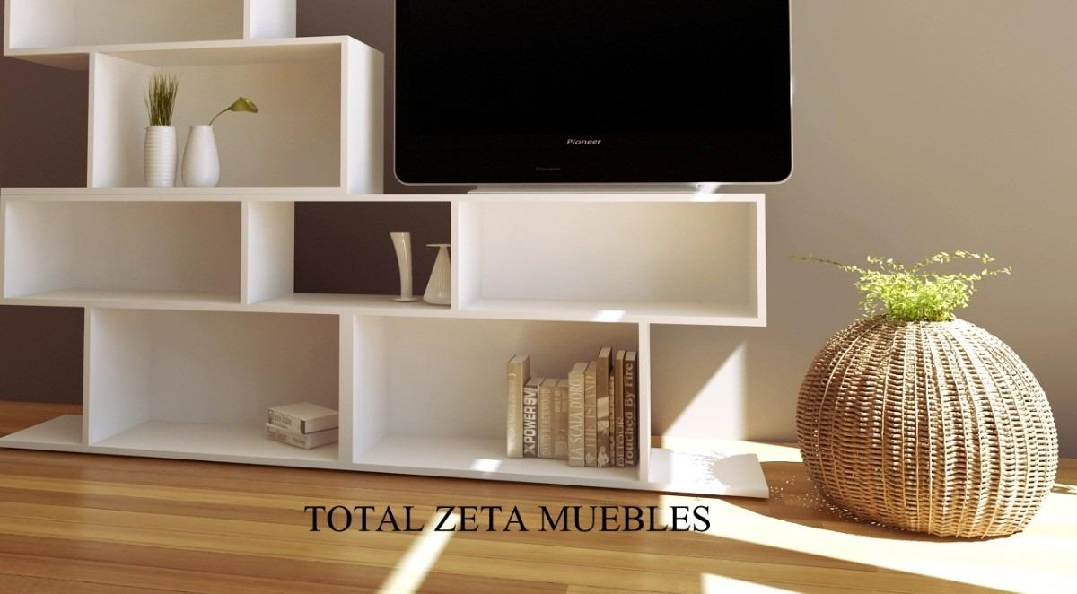 Muebles para tv dormitorio dormitorio infantil trabajos for Muebles bibliotecas para living