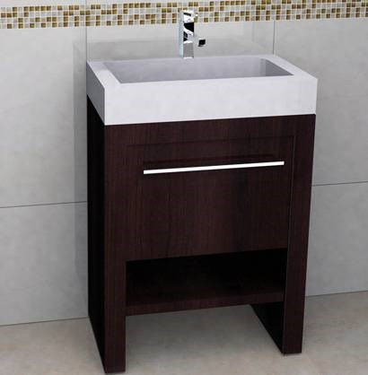 Mueble bilbao 60 lavabo espejo castel 7 en - Muebles bano bilbao ...